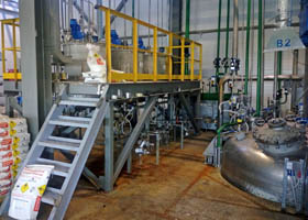 New Emulsion Plant for Orgsintez ProLab (Nova Roll) in Russia