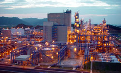 Commissioning of a Dinitrotoluene Plant in South Korea